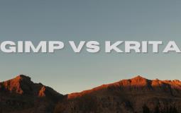 GIMP vs Krita