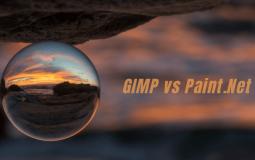 GIMP vs Paint.NET