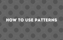 How to Use Patterns in GIMP