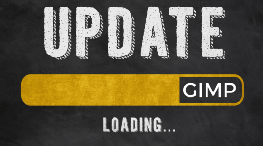 How to Update GIMP